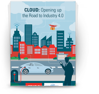 Cloud: opening up the road to Industry 4.0