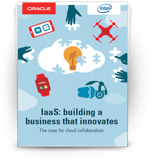 IaaS: Building a business that innovates