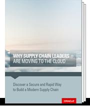 Supply Chain Cloud eBook