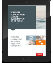 Waarom Supply Chain Leiders overstappen op de Cloud