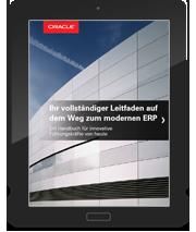 Guide to Modern ERP eBook