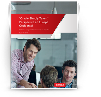 Oracle Simply Talent: A Western European Perspective