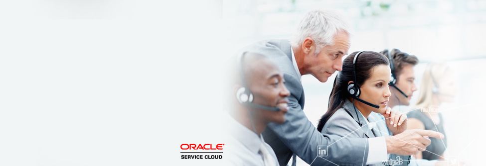 Request a Live Demo of Oracle Service Cloud
