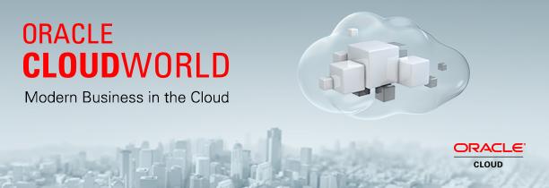 Oracle CloudWorld