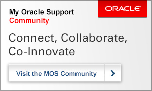 Oracle Technology Network Community