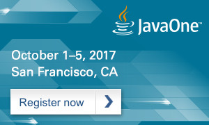 JavaOne San Francisco 2017